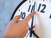 Yaz saati uygulaması ne zaman sona eriyor?