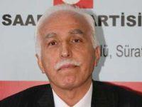Saadet Partisi Genel Başkanı belli oldu