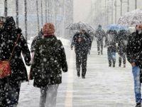 7 İl İçin Kuvvetli Kar Uyarısı!