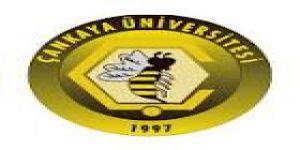 Çankaya Üniversitesi Öğretim Üyesi alım ilanı