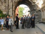 Hayati Yazıcı İstanbul Üniversitesi'nde