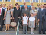 Kırgızistan Heyeti Necdet Seçkinöz İlköğretim Okulunda