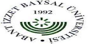 Abant İzzet Baysal Öğretim Üyesi alım ilanı