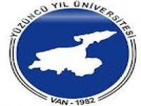 Yüzüncü Yıl Üniversitesi Öğretim Üyesi alım ilanı