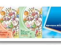 İlkokul 1. Sınıflar İçin Öğrenci Çalışma kitapları