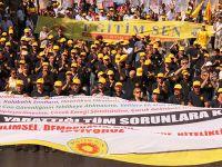 Eğitim-Senin 4+4+4 Eylem Ankarada Yapıldı