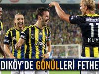 """Kadıköy'de """"Gönül""""leri Fethetti"""