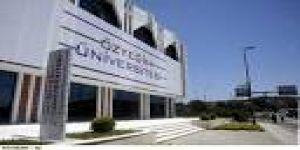 Özyeğin Üniversitesi Öğretim Üyesi alım ilanı
