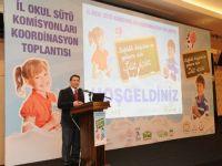 Okul Sütü Projesinde, 218 öğretmene eğitim verildi