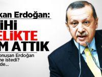 Erdoğan: Mardinli kardeşlerim teröre dur deyin.