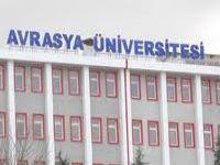 Avrasya Üniversitesi Öğretim Üyesi alım ilanı