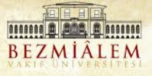 Bezmiâlem Vakıf Üniversitesi Öğretim Üyesi alım ilanı