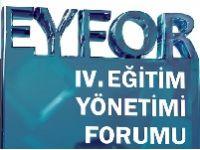 EYFOR-IV bildiri başvuru süresi uzatıldı