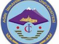 Ağrı İbrahim Çeçen Üniversitesi Öğretim Üyesi alım ilanı