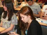 ODTÜ'de sms'li eğitim dönemi