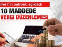 Mehmet Şimşek Gelir Vergisi Kanunu açıkladı