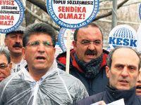 KESK üyeleri bugün greve çıkıyor