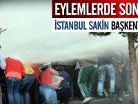 İstanbul sakin, Ankara hareketli