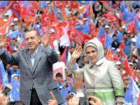 Başbakan Erdoğan Kayseri'de konuşuyor