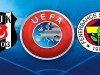 UEFA Fener Ve Beşiktaş Kararını Açıkladı