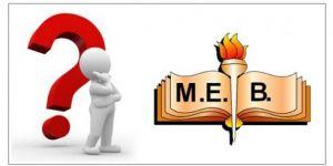 Şube Müdürlüğü Sınavı Sıralaması Meb Tarafından Yayınlanacak