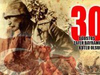Koncuk'tan 30 Ağustos Zafer Bayramı Kutlaması