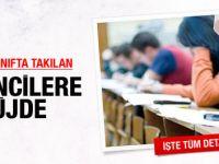 Lise öğrencilerine sınav müjdesi