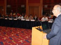 Koncuk, Azerbaycan'da ETUCE Toplantısına katıldı