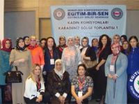 Eğitim Bir Sen Kadınlar Komisyonu Zonguldak'ta