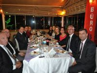 Kırklareli Cumhuriyet Yemeğine Muhteşem Katılım