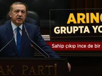 Erdoğan, Bülent Arınç'a Sahip Çıktı