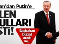 Erdoğan'dan Putin'e Gülen okulları resti