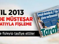 Yıl 2013: MEB'de Müsteşar Talimatıyla Fişleme