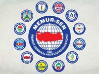 Memur-Sen: Büyük Türkiye İdealine Sahip Çıkıyoruz