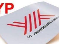ÖYP Lisansüstü tercih sayfası açıldı
