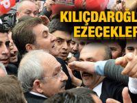 Kılıçdaroğlu havalimanında karşılandı
