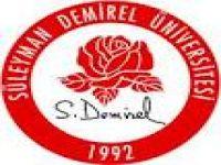 Süleyman Demirel Üniversitesi Öğretim Üyesi alım ilanı