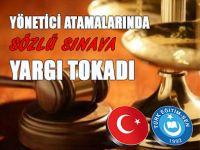 Yönetici Atamada Sözlü Sınava Yargı Tokadı