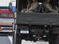 """Adana'da """"Silah Yüklü"""" İhbarıyla 7 TIR Durduruldu"""