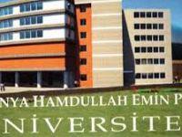Hamdullah Emin Paşa Üniversitesi Öğretim Üyesi alım ilanı
