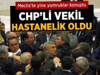 TBMM'de Kavga: CHP'li Vekil Hastanelik Oldu