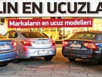 2014'ün en ucuz arabaları
