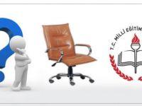 Ankara Müdürlük Mülakat Listesi