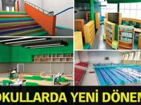 MEB'den okullara yeni mimari