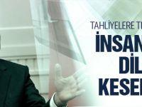 Abdullah Gül'den tahliyelere tepki!