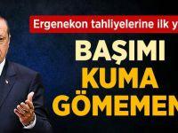 Erdoğan'dan Tahliye Yorumu: Darbe Girişimi Yoktur Diyemem