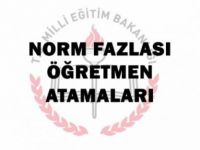 Ankara Norm Fazlası Öğretmenlerin Yer Değiştirme Sonuçları