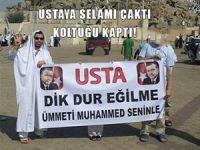 Usta'ya Selamı Çaktı, Koltuğu Kaptı!