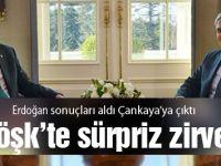 Çankaya'ya Erdoğan'dan sürpriz ziyaret