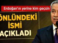 Arınç: Gül'ün Başbakan Olmasını İsterim